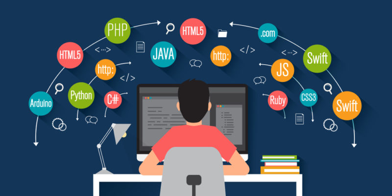 The best programming languages for websites
