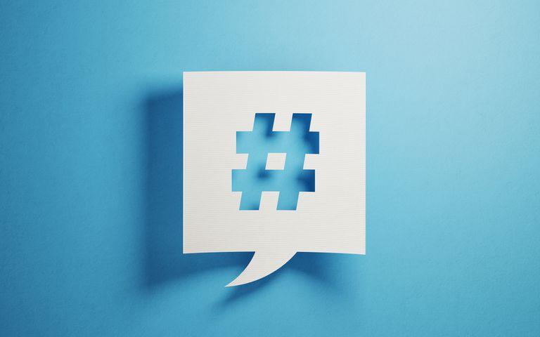 hashtag هاشتاغ